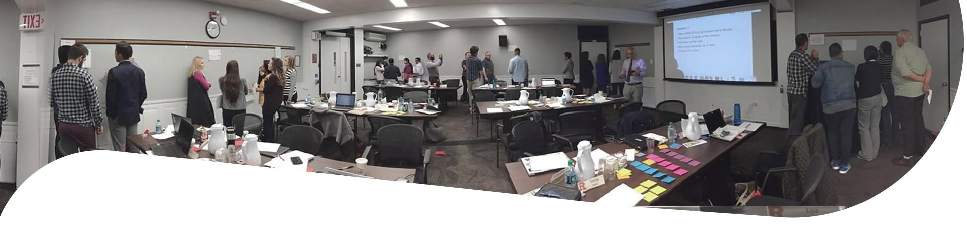 Rutgers UX - The Program